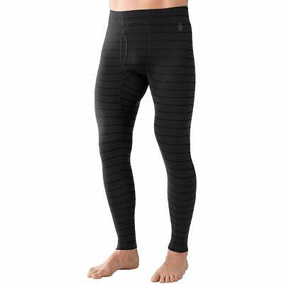 NWT SMARTWOOL Next-To-Skin Baselayer Men's NTS Mid 250 Striped Pattern Bottoms