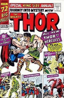Thor Comics -Kirby Art