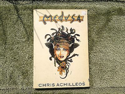 Medusa : The Third Book of Illustrations by Chris Achilleos (1988, Paperback)