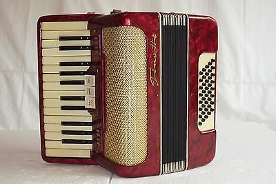 Piano accordion akkordeon  FIROTTI  40 bass