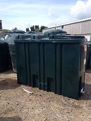 1400 Litre Bunded Oil Tank Free Delivery And  Insurance Backed Gaurantee