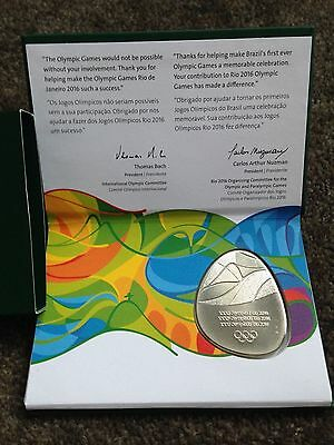 Rio Olympic Participation Medal