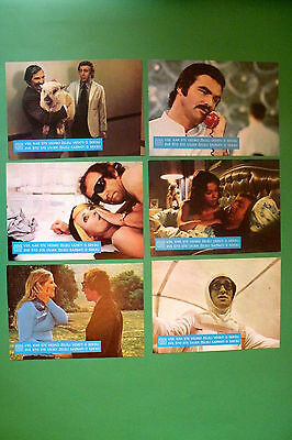 Everything U Always Wanted To Know About Sex 1972 Woody Allen  Exyu Lobby Cards