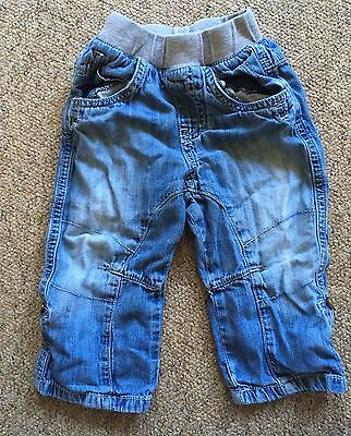 Baby Jeans 9-12 Months