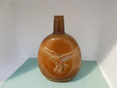 Carlton Ware Beneagles Whisky Bottle/ Decanter Peter Thomson Perth ltd