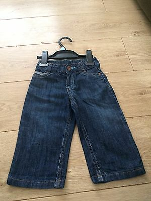 Ted Baker Boys Jeans 12-18 Months