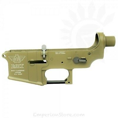 BOLT AIRSOFT Lower Receiver Tan Airsoft Softair AEG EBB B4 M4 Body Gusci