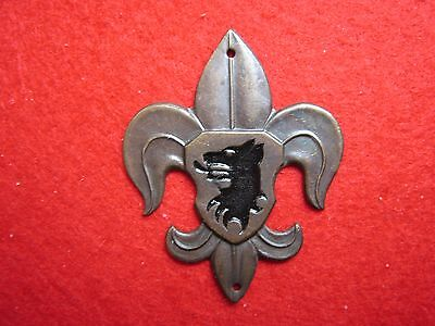 boy scout promise badge czech actuell a new one