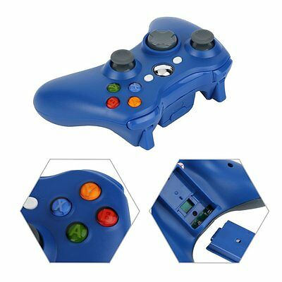 Official Microsoft Xbox 360 Wireless Controller for Xbox 360 and Windows PC AP