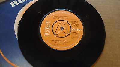 Lonnie Liston Smith & The Cosmic Echoes 'expansions' Rca 2568 Rca 1975 Uk Promo