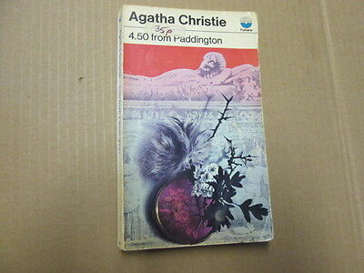 Good - 4.50 from Paddington - Agatha Christie 1979-01-01 Foxing/tanning to edges
