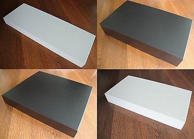 Empty 1U Desktop Equipment Case / Box for electronics /hobby/ project. NEW