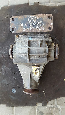 FORD 3.92 open diff 7.5 inch from Sierra  differential  Scorpio