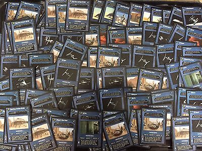 Star Wars ccg SWCCG 130 Card lot of Dark side Vehicle cards