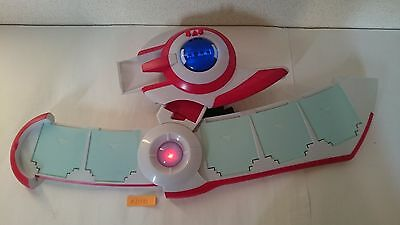 Yu-Gi-Oh Academy Duel Disk Launcher Osiris Red Japan Used #121(parts shortage)