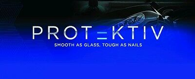 PROTEKTIV Surface Coating Paint Protection New Car Care Showroom