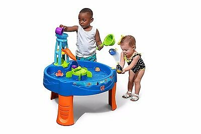 Step2 Disney Finding Dory Whirlin' Waves Water Table Outdoor Indoor Activity Kid