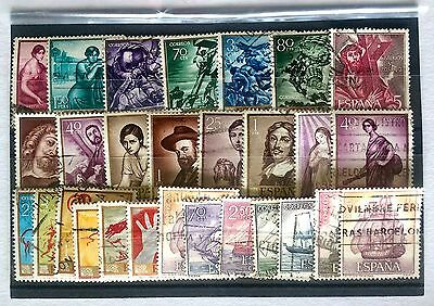 Spain 1960-80 Selection Of Large Commemoratives And Pictorials  (45)