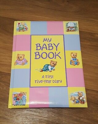 baby book diary