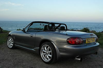 Mazda MX 5 2004 1.8 mk2.5 Tubro Forged Engine