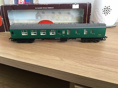 Hornby Top Link R450 BR Mk1 Brake Coach in SR Green No S34269