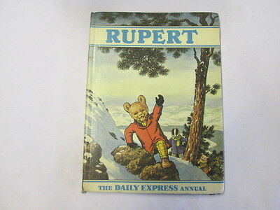 Acceptable - Rupert Annual 1971 - Alfred Bestall 1970-09-01 No dust jacket. Dail