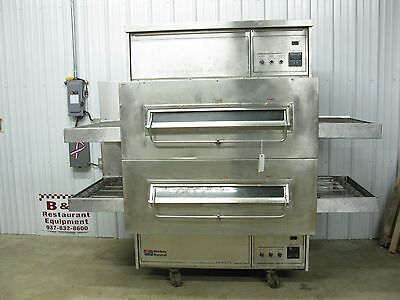 Middleby PS360S double stack oven