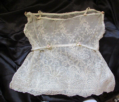 antigue child's lace top
