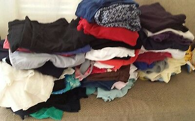 30 PC Wholesale Women's Mixed Clothing Lot Assorted Tops Pants Skirts PLUS SIZE