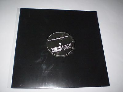 "Oasis - ""Stand By Me"" Promo 12"" HMV Exclusive"