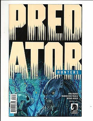 PREDATOR: HUNTERS # 1 (of 5, VELASCO VARIANT, MAY 2017), NM NEW
