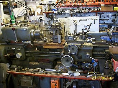 Harrison L5 9 Inch Swing Centre Lathe Single Phase With Tooling