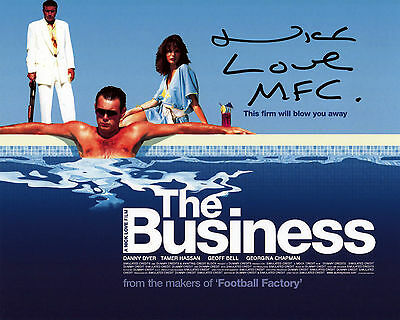 Nick Love - Director - The Business - Signed Autograph REPRINT
