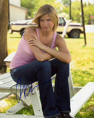 Adrianne Palicki -Tyra Collette - Friday Night Lights - Signed Autograph REPRINT
