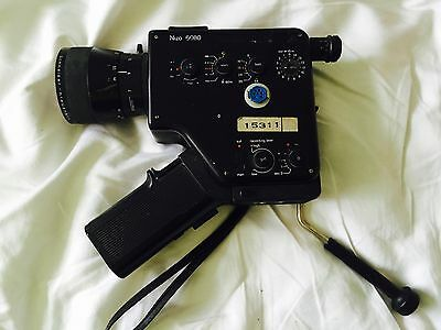 Super 8mm Nizo 6080 movie Camera - Vintage Item...