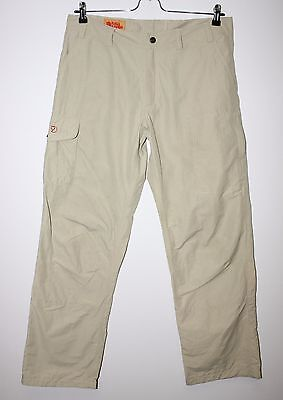 FJALLRAVEN Karl MT Men Lightweight Pants Trousers, Size 50 / W34 L32