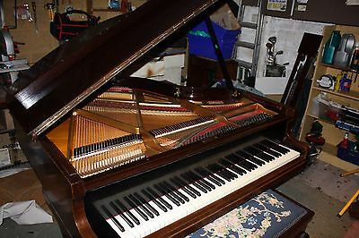 Baby grand of Great Quality/ Extensive Restoration Recently Completed/Superb