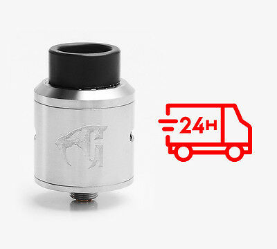 Goon 1.5 RDA Styled 1:1 - Silver - Corriere 24H
