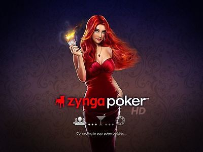 500 Million Zynga Facebook Poker Chips * Uk Seller *