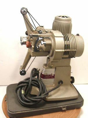 Vintage Bell & Howell Design 273 Model A 16Mm Movie Projector Works Steampunk