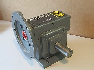 Winsmith Mobil 920 Gear Reduction Box Gearbox~Ratio 5:1~90 deg~Right Angle G6