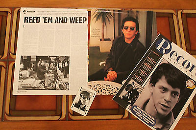 Lou Reed _ Cuttings/ Clippings