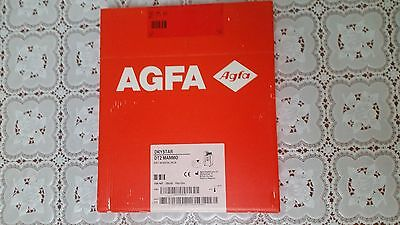AGFA DRYSTAR DT2 MAMMO Dry Medical Film 100NIF 25x30 10x12in. made in Belgium