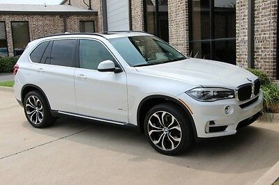 2014 BMW X5 xDrive35i Sport Utility 4-Door Highly Optioned Premium Driver Assistance Luxury Seating 4 Zone Climate 20s More