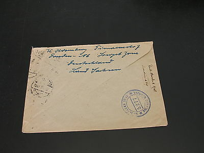Germany 1948 russia censored? Cover to australia *7625