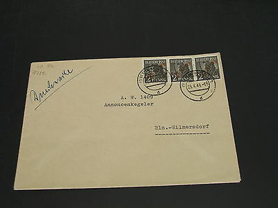 Germany 1949 Berlin cover *7712