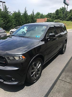 2014 Dodge Durango R/T Great SUV!! Sinister looking! Save yourself $1000s off dealer price and fees!!
