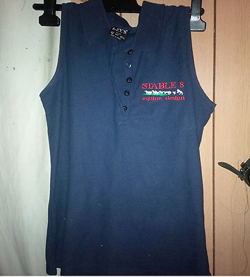 Stable8 shirt, size 12 ladies