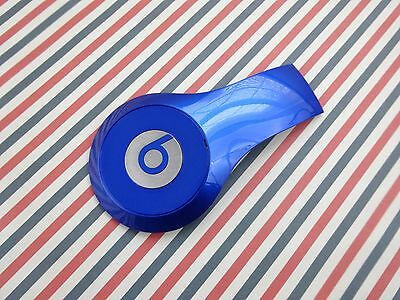 Genuine Beats Studio 2.0 2 WIRED Exterior Replacement Housing Panel Left - BLUE