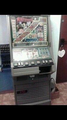 SW19 ! ARCADE FRUIT MACHINE Working But Takes Old Round £1  Pick Up SW19